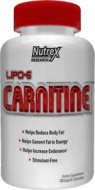 Nutrex Lipo 6 Carnitine 120 капсул