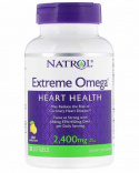 Natrol Extreme Omega 2,400 мг 60 капсул