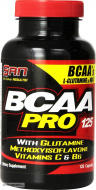 S.A.N. BCAA-pro 150 капсул