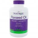 Natrol Flaxseed Oil 200 капсул