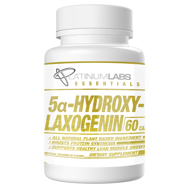 Platinum Labs 5a- Hydroxy-laxogenin 60 капсул