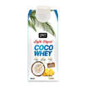QNT Coco Whey Light Digest  330 мл